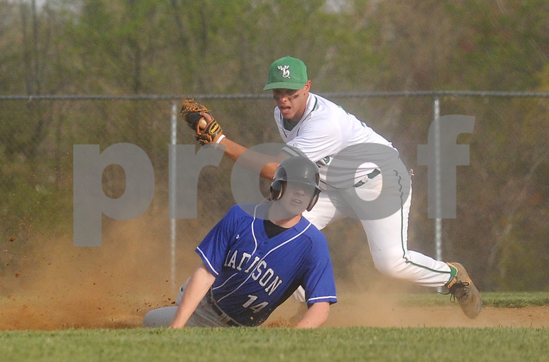 April 7, 2010 - William Monroe 3<br /> photo Ashley Twiggs
