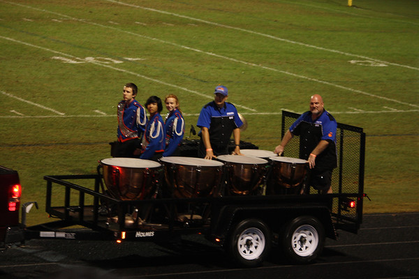 Athens Drive HS pit crew and pit members