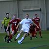 Fall 2009 Warrior Men Soccer vs Olivet College