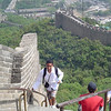 RC Study Abroad program - GEO (Global Educational Opportunities) - RC Students studying how business operate in China.  They visited several corporations and The Great Wall.
