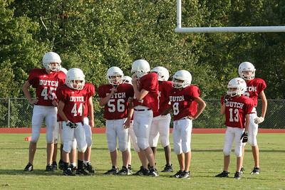 Midle School Football