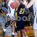 Jan. 5, 2009 - Monticello High School vs. Fluvanna County High School<br /> photo Ashley Twiggs<br /> <br /> <br /> <br /> <br /> <br /> <br /> <br /> <br /> <br /> <br /> <br /> <br /> <br /> <br /> <br /> <br /> <br /> <br /> <br /> <br /> <br /> Jan. 5, 2009 - Standing in her home studio, Rasalba Valentino shows fabric that she found at a second-hand clothing store. Valentino often recycles fabric or parts of old apparel and accessories to make new designs.   <br /> photo Ashley Twiggs