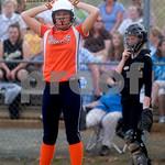 April 6, 2010 - Monticello High School<br /> Orange #2<br /> photo Ashley Twiggs