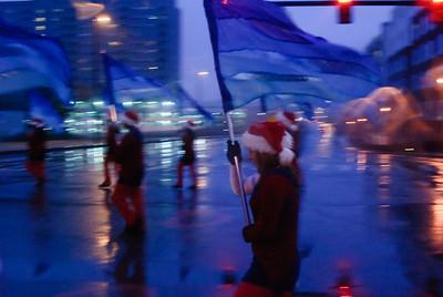 Manchester Holiday Parade 2009