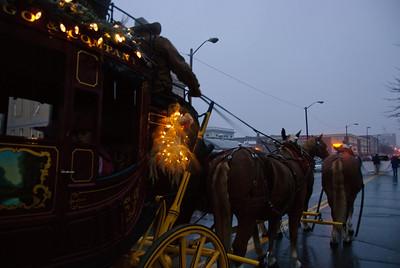 Holiday Parade - Manchester