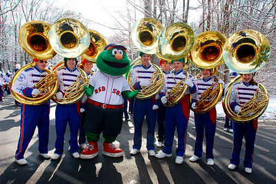 Merrimac Parade 2009