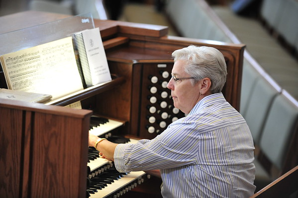 Open Organ Console