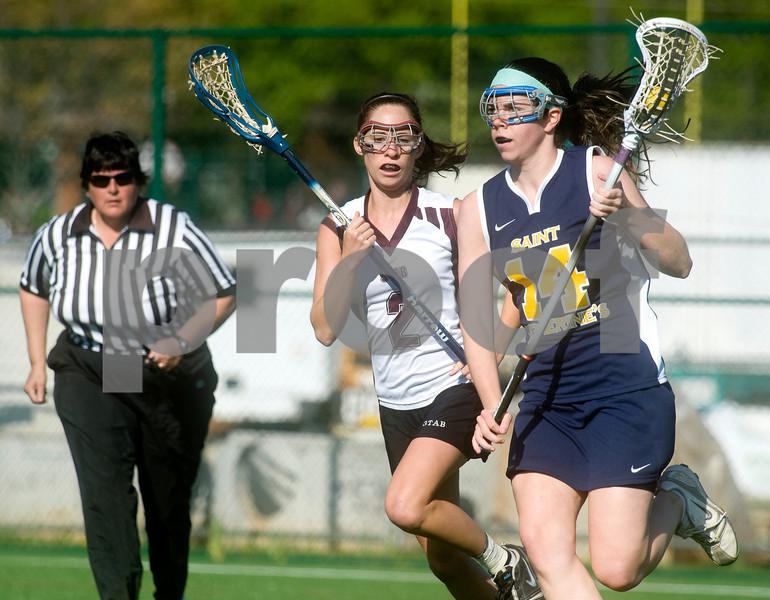 April 9, 2010 - STAB vs. St. Catherine's<br /> <br /> Photo Ashley Twiggs