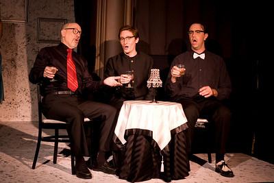 Chuck Lavazzi, Andrew Hampton, Matt Anderson