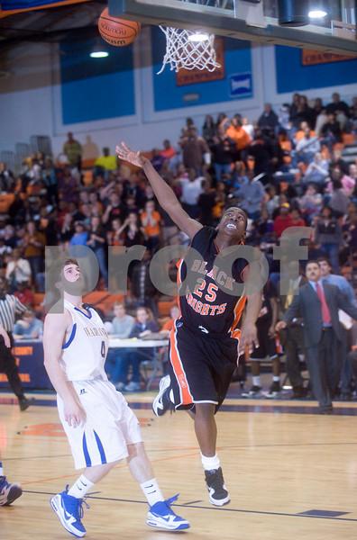Orange, Feb. 27, 2010 - Western Albemarle vs. Charlottesville High School at Orange <br /> photo Ashley Twiggs