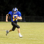 Oct. 2, 2009 - Western's Stephen Schuler (14) carries the ball against Louisa. photo Ashley Twiggs