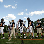 October 3, 2009 - Woodberry Forest vs. Fork Union Military Academy<br /> photo Ashley Twiggs