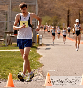 April 11, 2010. Sachem North H. S., Lake Ronkonkoma, NY --USATF Race Walk World Cup Trials 2010.