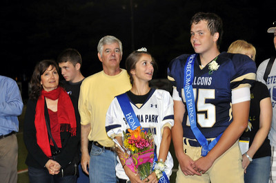 SPHS Homecoming 20131004