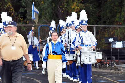 SPHS Homecoming 20131004