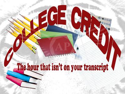 College Credit (TSU 2009)