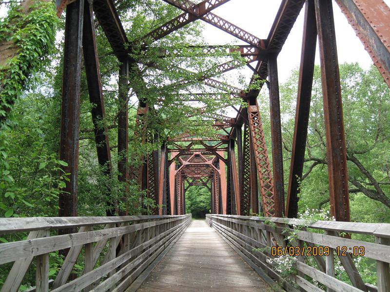 Watoga Bridge