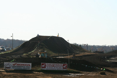 Englishtown Motorcross Action
