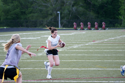 051509 Raiders Powder Puff Sophomores vs Freshmen 025