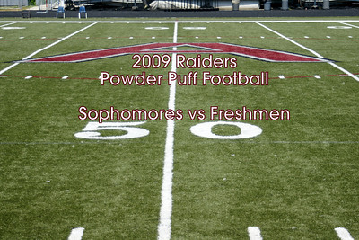 051509 Raiders Powder Puff Sophomores vs Freshmen 000