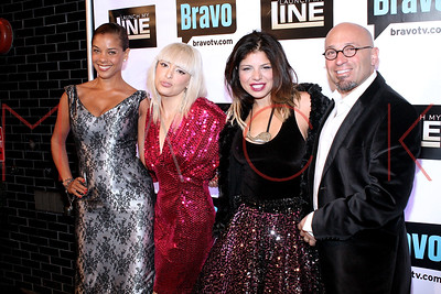 """New York, NY - December 01:  The Bravo """"Launch My Line"""" Premiere Party, New York, USA."""
