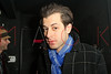 New York - December 18: DJ Mark Ronson back stage at the Mark Ronson Holiday Party at Webster Hall on Friday, December 18, 2009 in New York, NY.  (Photo by Steve Mack/S.D. Mack Pictures)