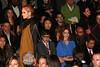 Max Azria Fall 2009 during Mercedes-Benz Fashion Week, New York, USA