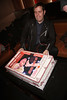 RED CARPET SUICIDE book launch party, New York, USA