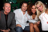 NEW YORK - JUNE 25:  (L-R) Greenhouse owner Tommy Thompson, Actor Federico Castelluccio, Heather Pink and Designer Roberta Thompson attend Noel Ashman's birthday celebration at Greenhouse on June 25, 2009 in New York City.  (Photo by Steve Mack/WireImage) *** Local Caption *** Tommy Thompson; Federico Castelluccio; Heather Pink; Roberta Thompson