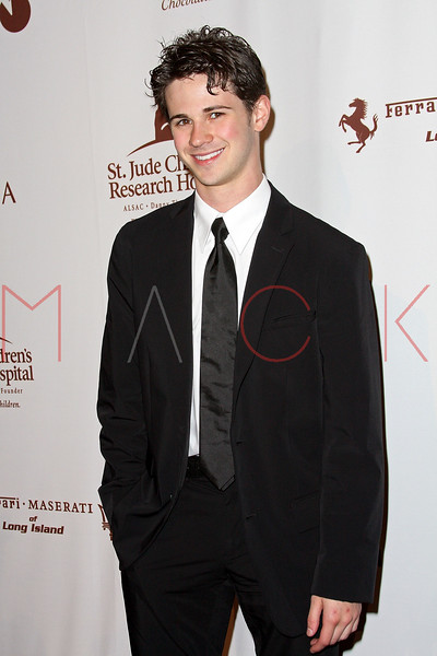 NEW YORK - MAY 28:  Actor Connor Paolo attends the 2009 Chocolat Au Vin for St. Jude's Children's Research Hospital at Capitale on May 28, 2009 in New York City.  (Photo by Steve Mack/S.D. Mack Pictures) *** Local Caption *** Connor Paolo