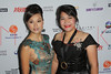 red carpet arrivals to the 37th International Emmy Awards, New York, USA