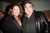 """NEW YORK - OCTOBER 29:  Actress Lainie Kazan and actor Vincent Pastore attend the after party following amfAR's New York screening of the film """"Oy Vey! My Son Is Gay!"""" at Pop Burger on October 29, 2009 in New York City.  (Photo by Steve Mack/S.D. Mack Pictures) *** Local Caption *** Lainie Kazan; Vincent Pastore"""