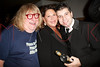 """NEW YORK - OCTOBER 29:  Actor/Writer Bruce Vilanch, actress Lainie Kazan and director Evgeny Afineevsky attend the after party following amfAR's New York screening of the film """"Oy Vey! My Son Is Gay!"""" at Pop Burger on October 29, 2009 in New York City.  (Photo by Steve Mack/S.D. Mack Pictures) *** Local Caption *** Bruce Vilanch; Lainie Kazan; Evgeny Afineevsky"""