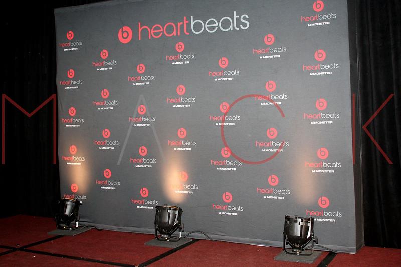 Heartbeats by Lady Gaga headphones unveiling, New York, USA