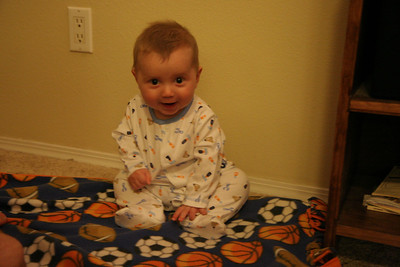 Luke - 5 months old!
