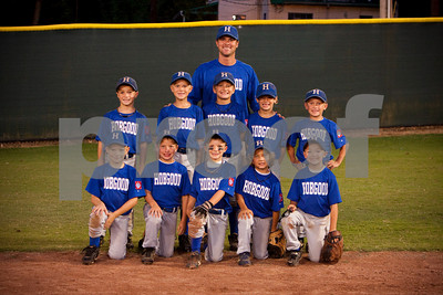 7U Hobgood Thunder vs Canton Stingers