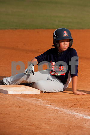 8U Acworth Warriors Blue