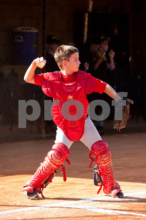 8U Powder Springs Pirates vs Shaw Park Outlaws