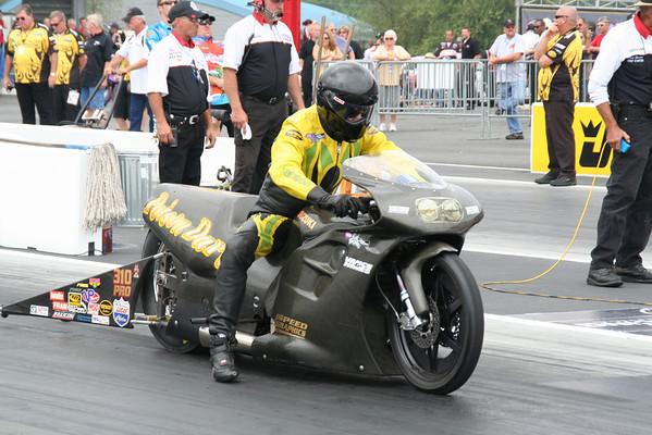 Pro Stock Motorcycle