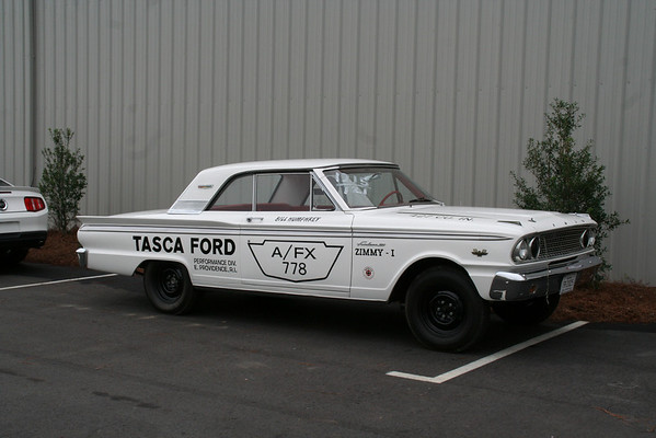 Tasca Racing Open House