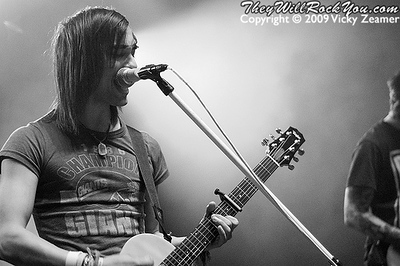 Pierce the Veil - - Taste of Chaos 2009