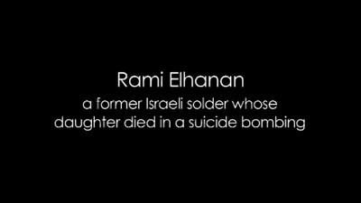 Rami's Story - a father's journey after losing his daughter in a suicide attack. From a presentation made by the group Parents Circle - Families Forum.