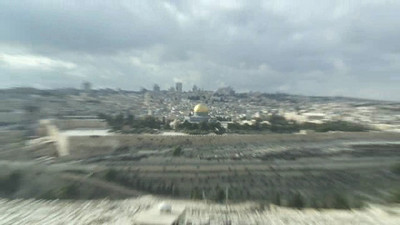 Wailing Walls - a reflection on the walls of Jerusalem and the West Bank(a revised version of videoblog 7)