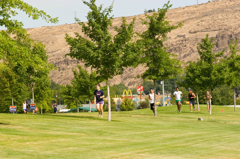 Time Trial #1; Chesterley Park; Yakima, Washington