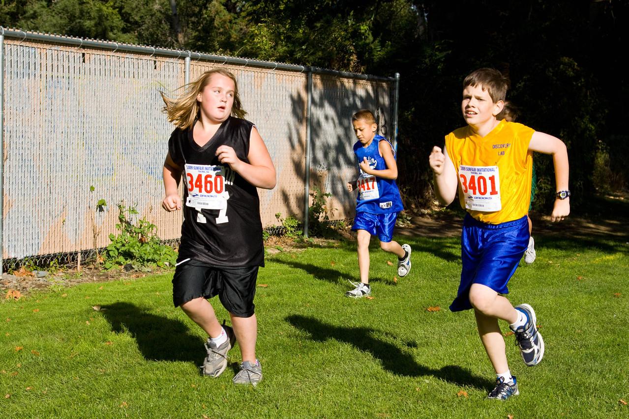 6th Grade Race