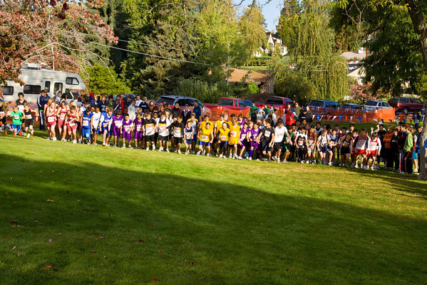 Sunfair:  7th & 8th Grade Race