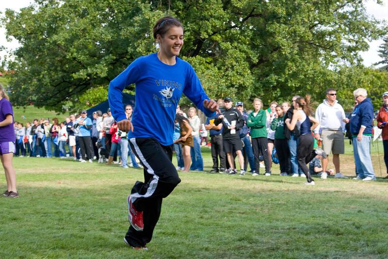 Girls' Varsity Flight 7 (#1 runner)