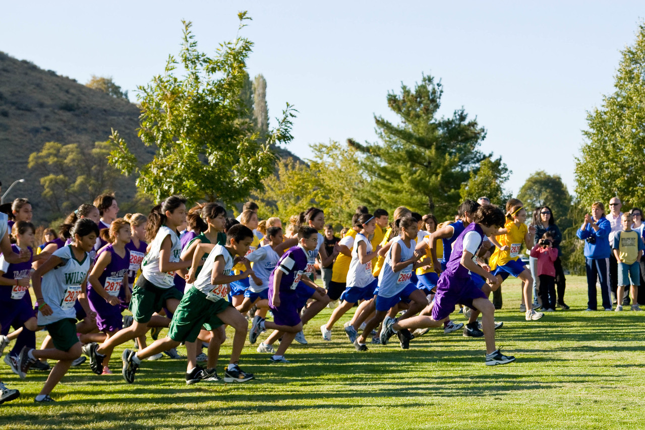 7th & 8th Grade Race