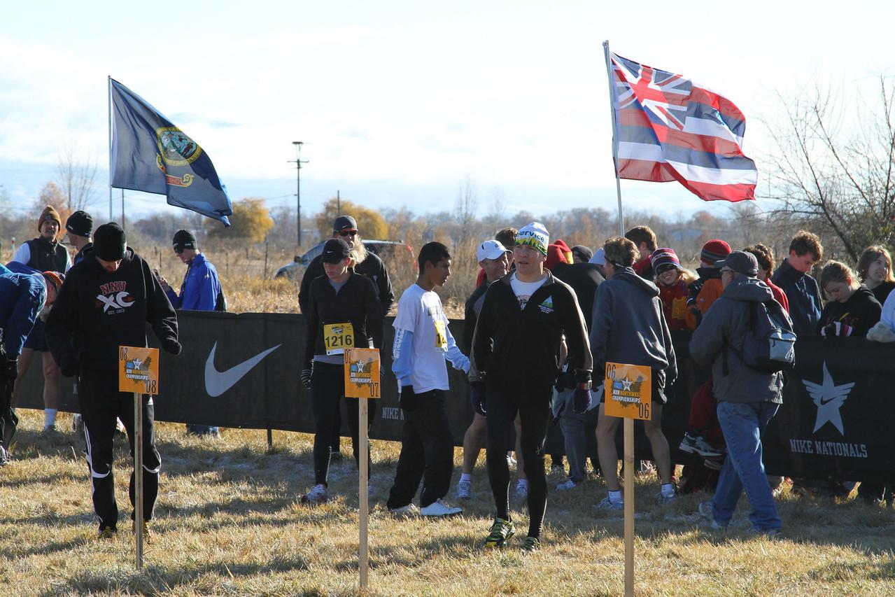 Community Open Race