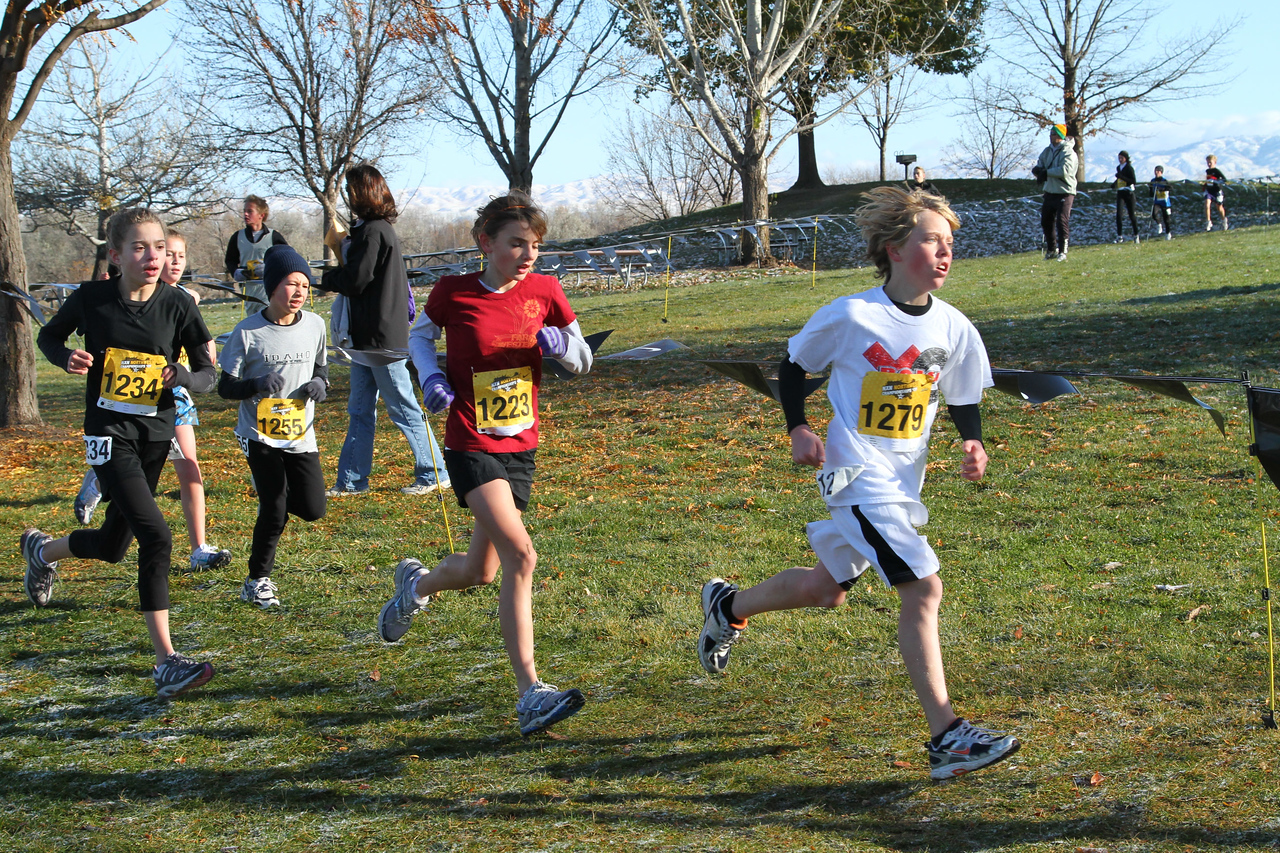 Grade School/Middle School Race